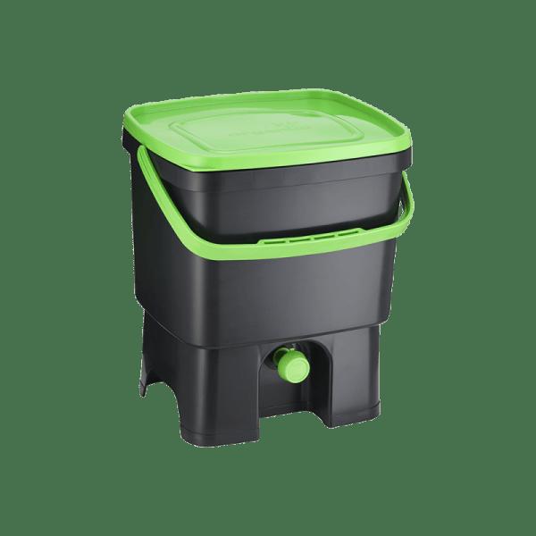 Bokashi Organko črno/zelena barva