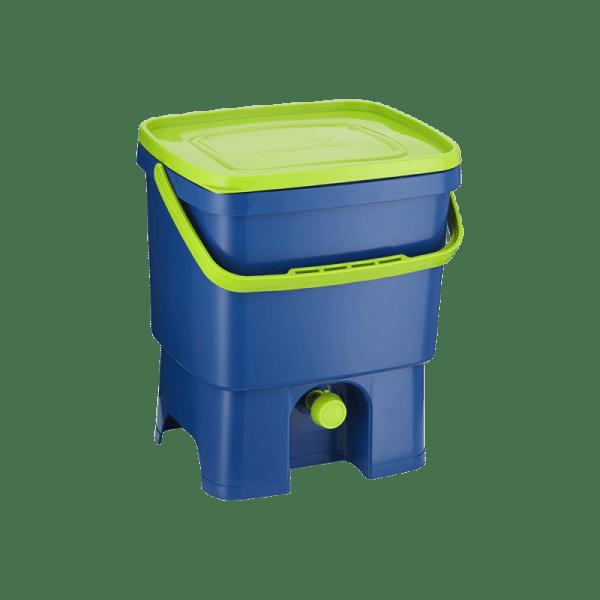 Bokashi Organko modro/zelena barva