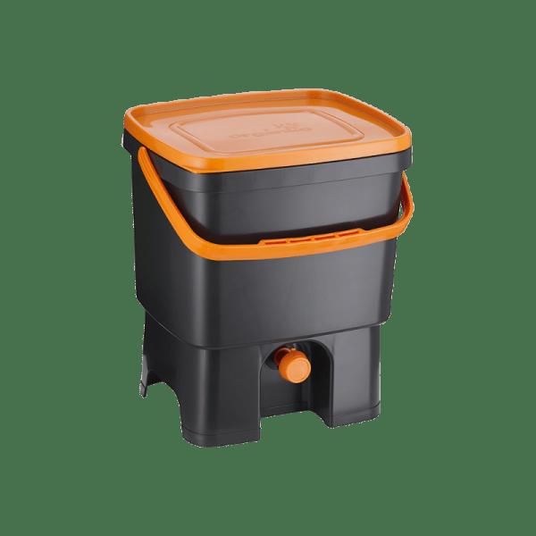 Bokashi Organko črno/oranžna barva