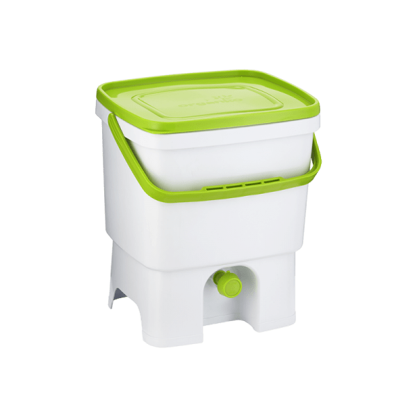 Bokashi Organko belo/zelena barva